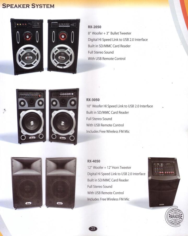 Speakers 2